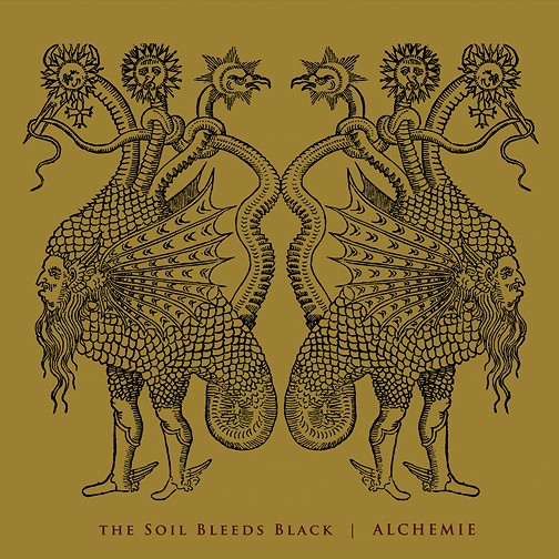 The Soil Bleeds Black - Alchemie CD (2006)
