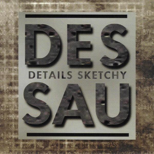 Dessau – Details Sketchy CD (1995)