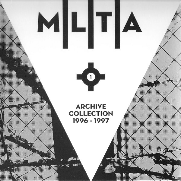 Militia - Archive Collection 1: 1996 - 1997 CD (Lim500)