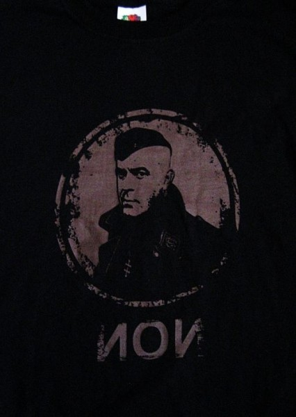 NON (Boyd Rice) - Picture SHIRT