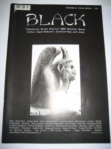 MAG Black - Ausgabe 34