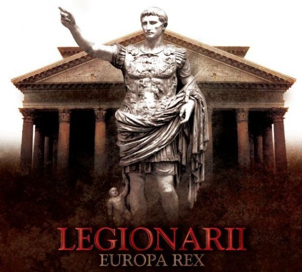 LEGIONARII - Europa Rex CD 2nd (Lim111)