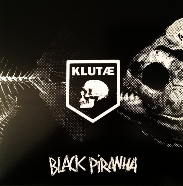 KLUTAE (Leæther Strip) - Black Piranha 2LP (Lim200) 2017