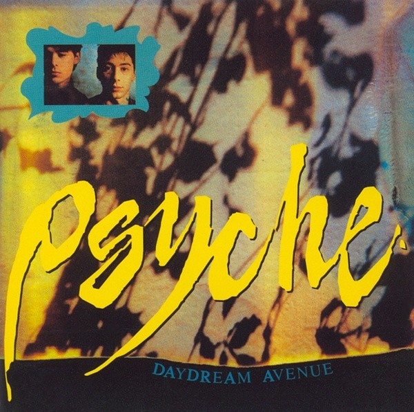 PSYCHE - Daydream Avenue CD (1991)