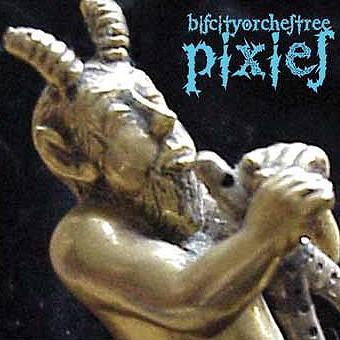 Big City Orchestra - Pixies CD (Lim80)