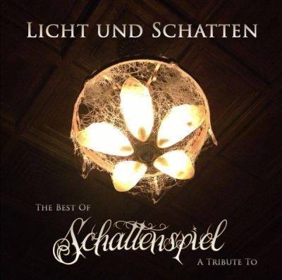 SCHATTENSPIEL - Licht Und Schatten / Best Of 2CD Lim300 2013