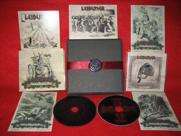 LEIDUNGR (Arditi) - Gryning Flammar 2CD BOX SET (Lim50) 28.02.2021 PRE-ORDER !