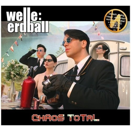 Welle Erdball - Chaos Total CD/DVD-BOX SET
