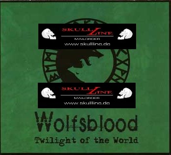 Wolfsblood - Twilight Of The World CD (Lim472)