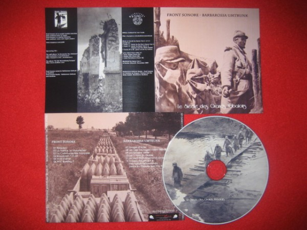 BARBAROSSA UMTRUNK Front Sonore - Le Siecle des Grands Abbatoirs