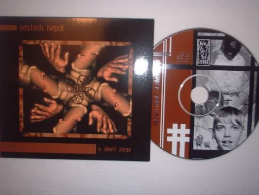 Deutsch Nepal - A Silent Siege CD