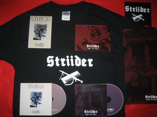 Striider - Runes and Ruins SET (Lim25)