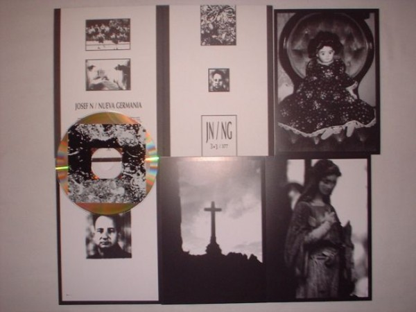Josef N / Nueva Germania - Untitled CD (Lim377)