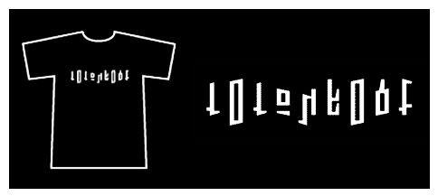 HAUS ARAFNA - Totenkopf Shirt