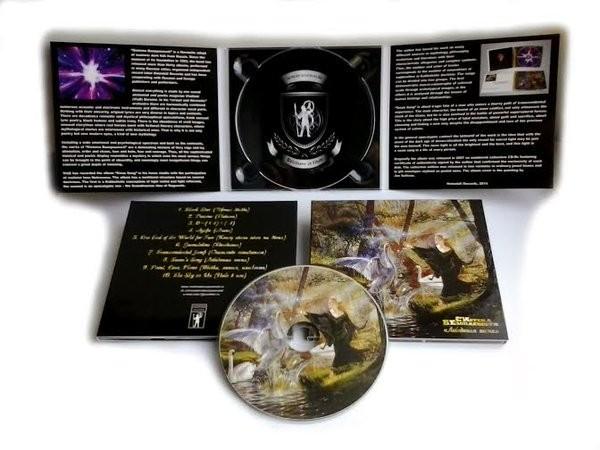 Sistema Bezopasnosti - Swan Song CD (Lim300)