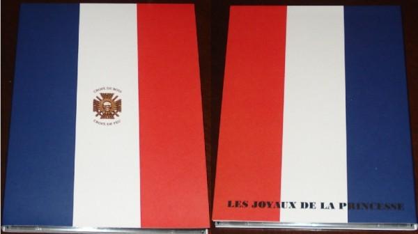 Les Joyaux De La Princesse - Croix De Bois Croix De Feu 2CD RED SET (Lim15) 2018