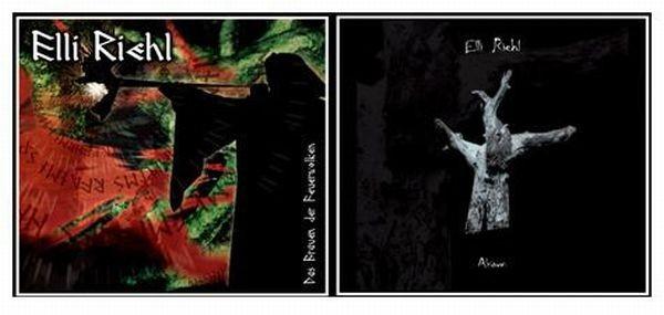 Elli Riehl - Das Brauen der Feuerwolken 2CD (Lim300)