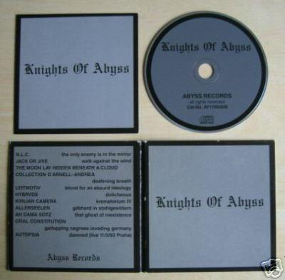 V/A Sampler - Knights Of Abyss CD (Lim1000)