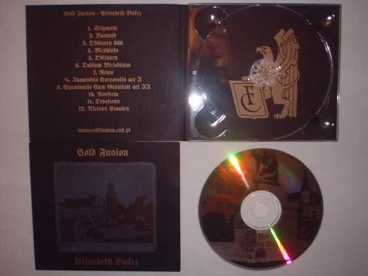 Cold Fusion - Elisabeth Bukez CDr (Lim190) 2005