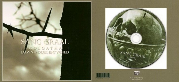 Golgatha / DAWN & DUSK ENTWINED - Sang Graal CD 2008