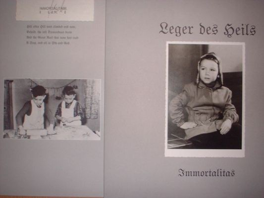 Leger Des Heils - Immortalitas MLP (Lim500)