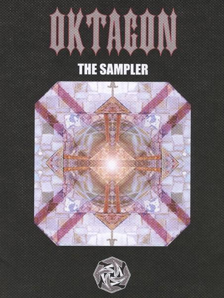 V/A Sampler - Oktagön CD (Lim1500) 2000