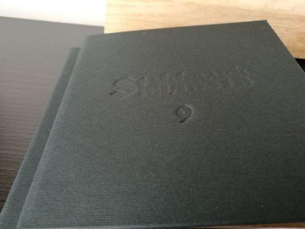 STAHLWERK 9 - Die Schwarze Fabrik DigiBook CD (Lim120) 2018