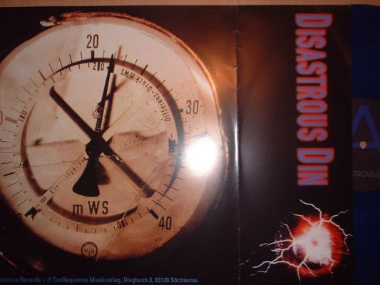 Disastrous Din - Emergency LP (Lim500)
