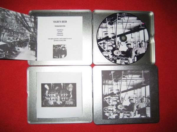 Sigrun Heid (Wappenbund) - Werkmeister CD Metal-Box (Lim100)