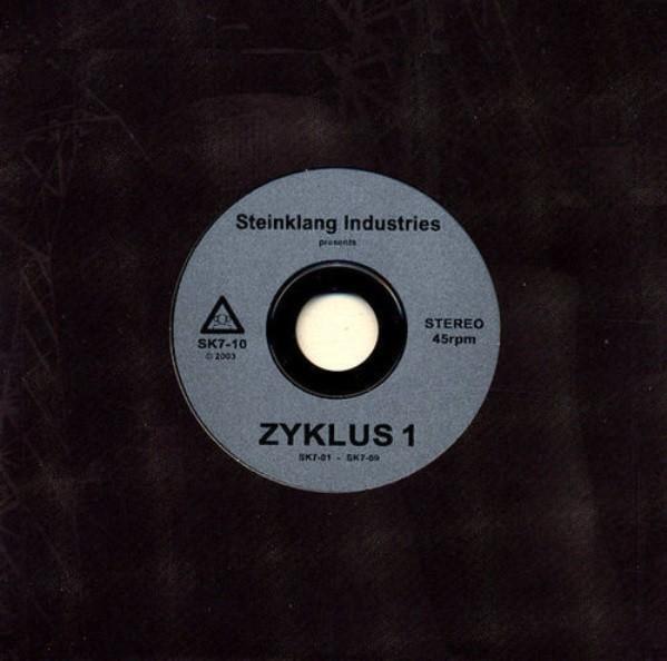 V/A Sampler - Zyklus 1 CD (Lim1000)