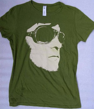 Der Blutharsch - Girly T-shirt (green)