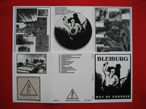 BLEIBURG - Way of Crosses (Lim1000)