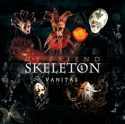 My Friend Skeleton - Vanitas 2CD (+signed)