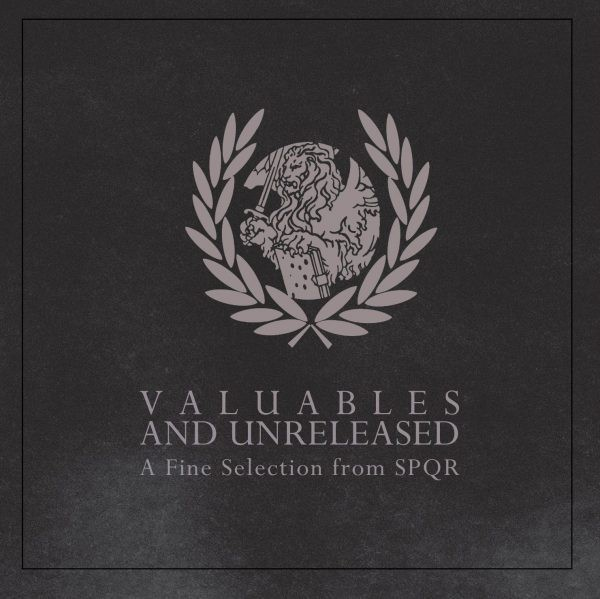 V/A - Valuables And Unreleased CD (LTD) 2017
