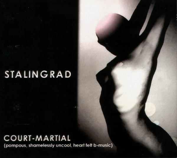 STALINGRAD (Kirlian Camera) - Court-Martial LP (Lim100) 2018