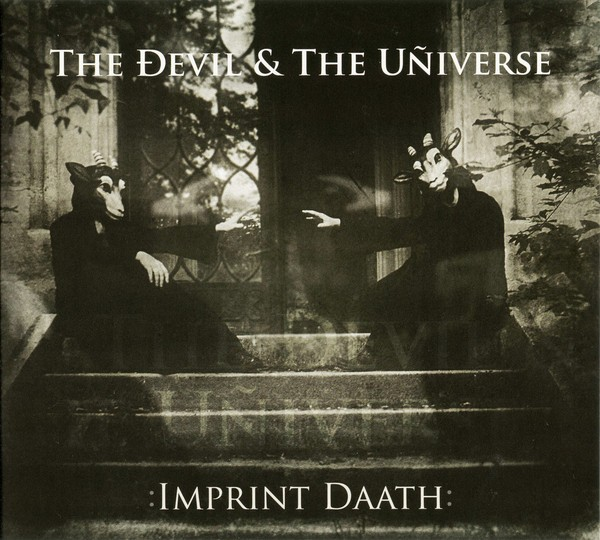 The Devil & The Universe - :Imprint Daath: CD (Lim200)
