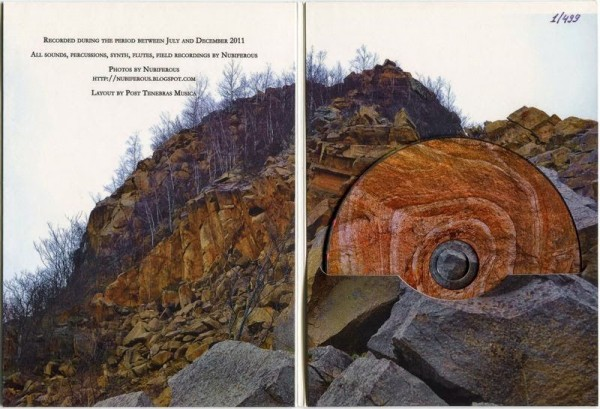 Nubiferous - Mana CD (Lim499)