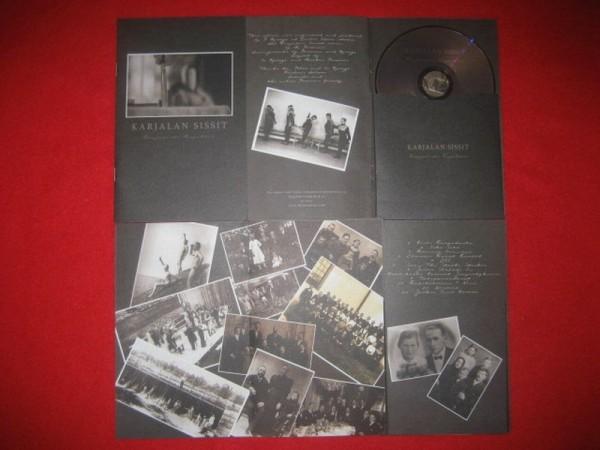 Karjalan Sissit - Karjalasta Kajahtaa CD (2004)