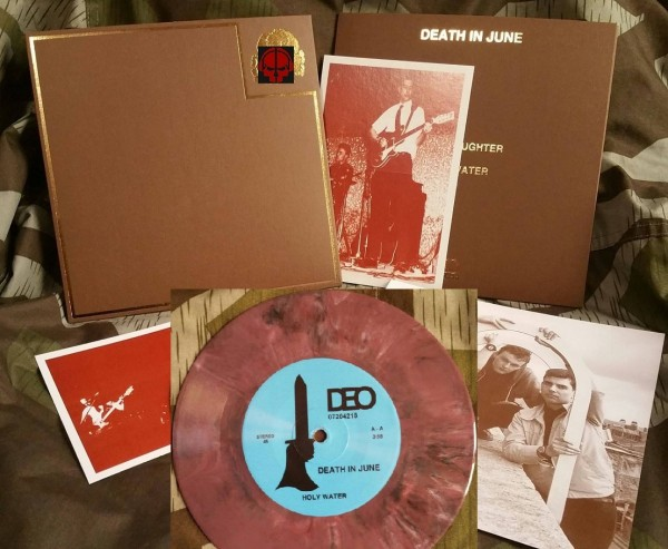 DEATH IN JUNE - State Laughter 7 2nd Lim111 2018