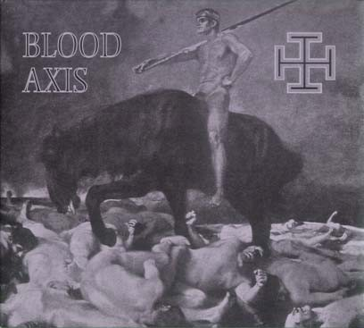 BLOOD AXIS - The Gospel Of Inhumanity CD (2001)