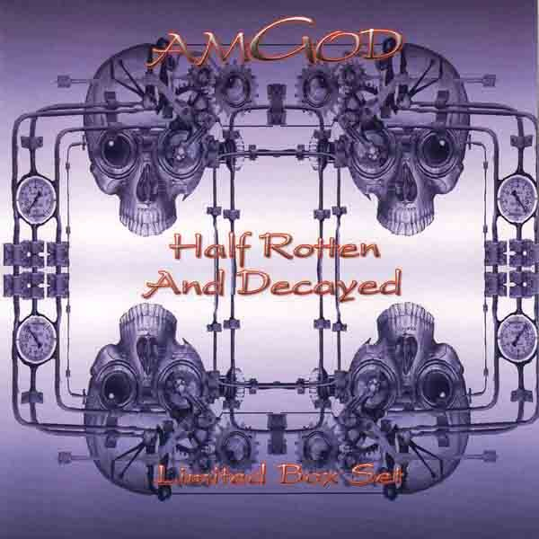 AmGod (YelworC) - Half Rotten And Decayed 4CDBox (Lim1999)