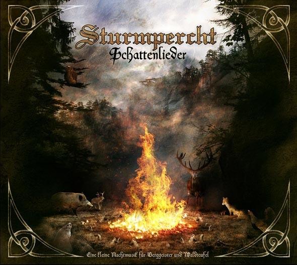 STURMPERCHT - Schattenlieder CD
