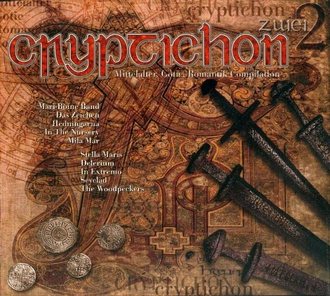 V/A Sampler - Cryptichon Vol.2 2CD (2000)