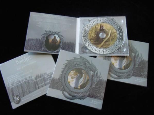Uruk-Hai – Black Blood, White Hand CD