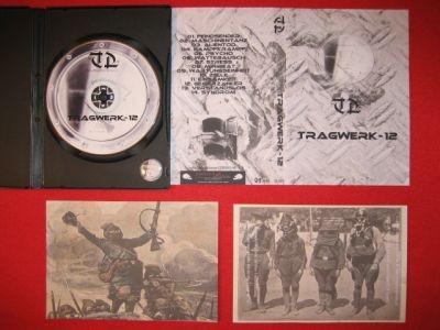 TT - Tragwerk 12 CD (Lim100)