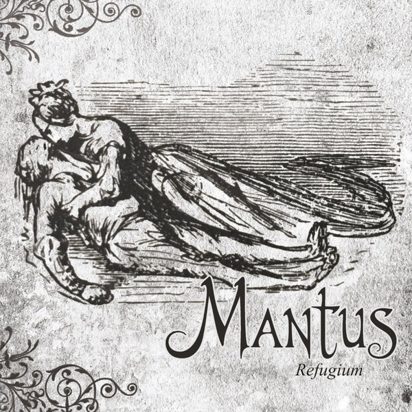 MANTUS - Refugium CD Digipak 2016