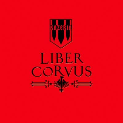 KAZERIA [KZ] - Liber Corvus CD