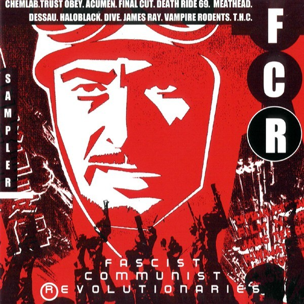 V/A Sampler - FCR CD (USA1996)
