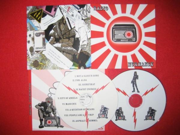 Radio Murmansk - Shinjuku Pushkinskaja 2CD (Lim150)