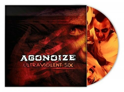 AGONOIZE - Ultraviolent Six Pic LP PROMO (2012) RARE!